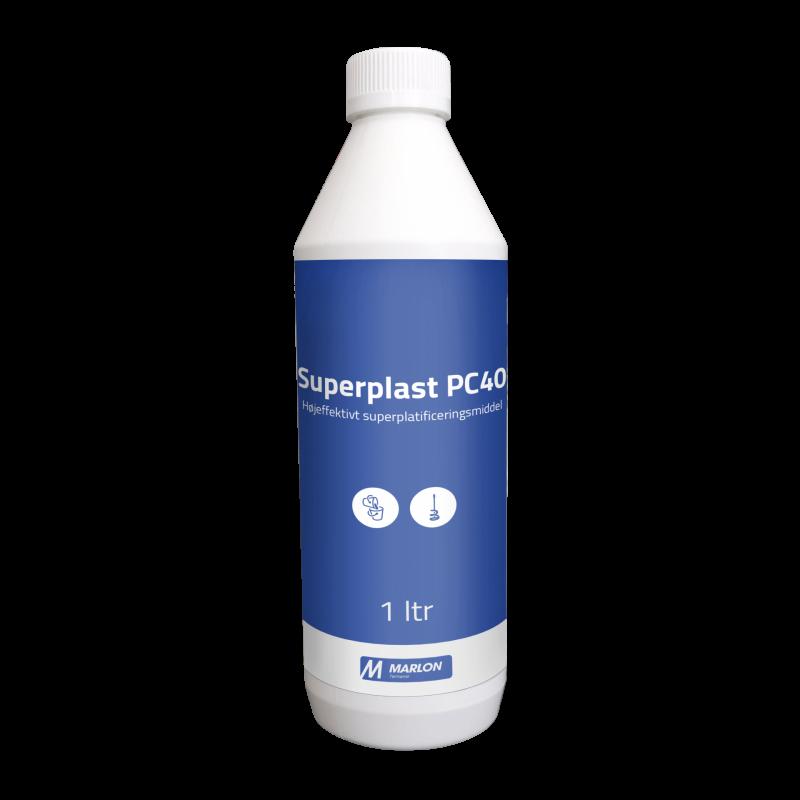 Superplast PC40