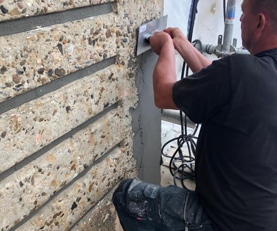 Marlon - Concrete renovation